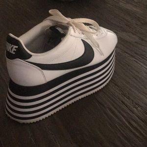 super popular 7b98e 0671d Nike Cortez Platform sneakers